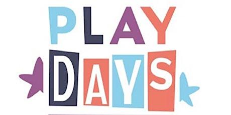 Pinecrest Play Days - Water Fun tickets