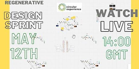 Live Regenerative Design Sprint Tickets
