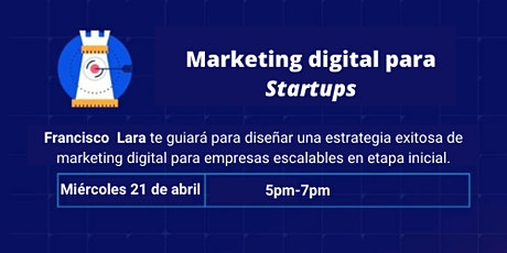 Marketing digital para startups boletos