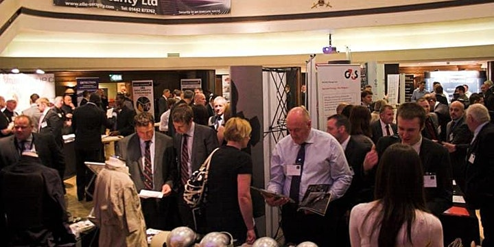 2021 - Close Protection World security and networking conference - London image