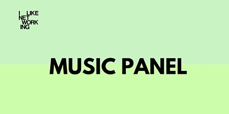 Music Industry Panel tickets