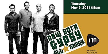 NY Gypsy All-Stars tickets