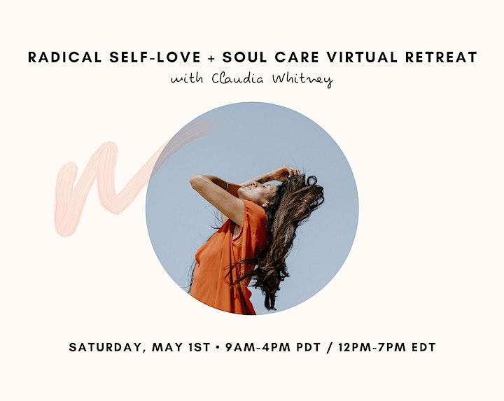 Radical Self-Love + Soul Care Virtual Retreat image