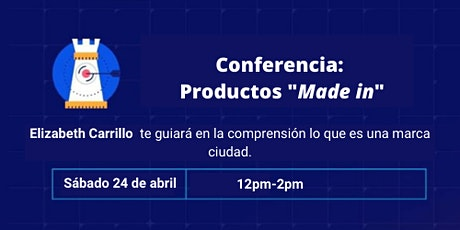 "Productos ""Made in"" tickets"