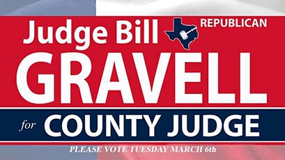 WilCo YR May Meeting w/ County Judge Bill Gravell tickets
