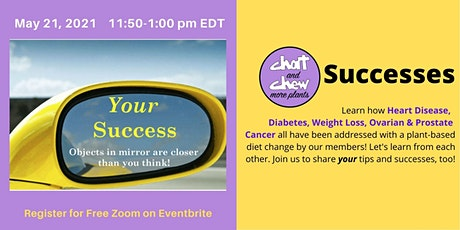 Chat and Chew Successes tickets