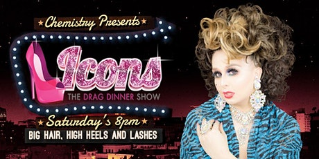 Icons Drag Dinner tickets