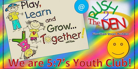 5:7's Youth Club tickets