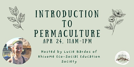 Introduction to Permaculture Webinar and Discussion tickets