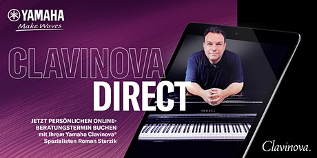 Clavinova Direct Präsentation tickets