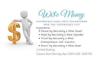 Free Wise Money Class tickets