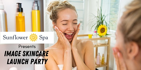 Sunflower Spa presents Image Skincare Launch tickets