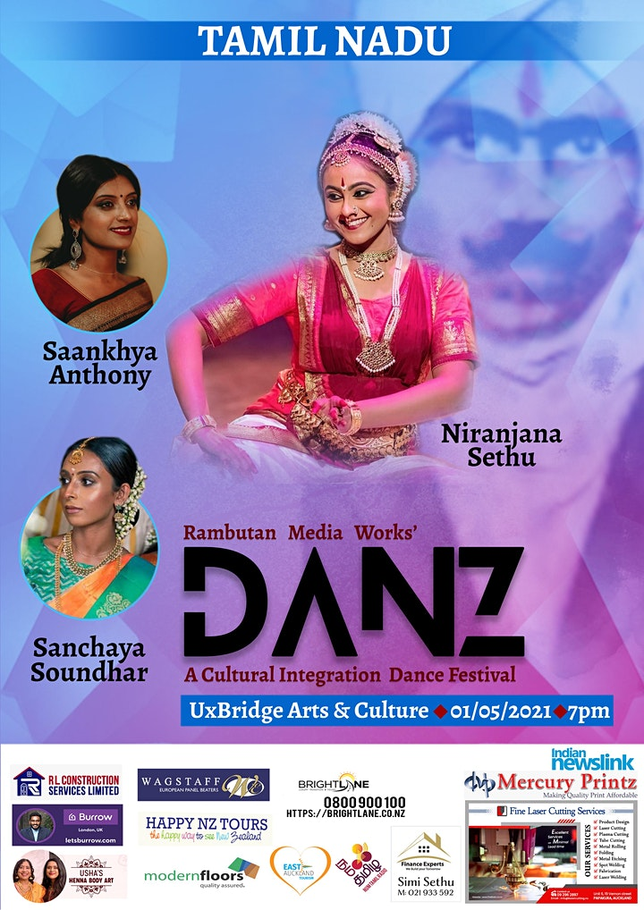 DaNZ - An International Dance Festival image
