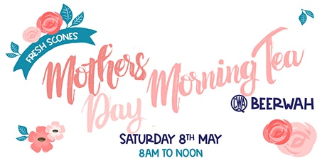 Mother's Day Morning Tea tickets