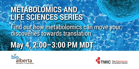 Metabolomics and Life Sciences tickets