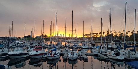 Boat Life, Wine and Sunset - Long Beach, Ca tickets