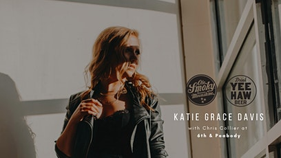 Katie Grace Davis with Chris Collier at 6th & Peabody tickets