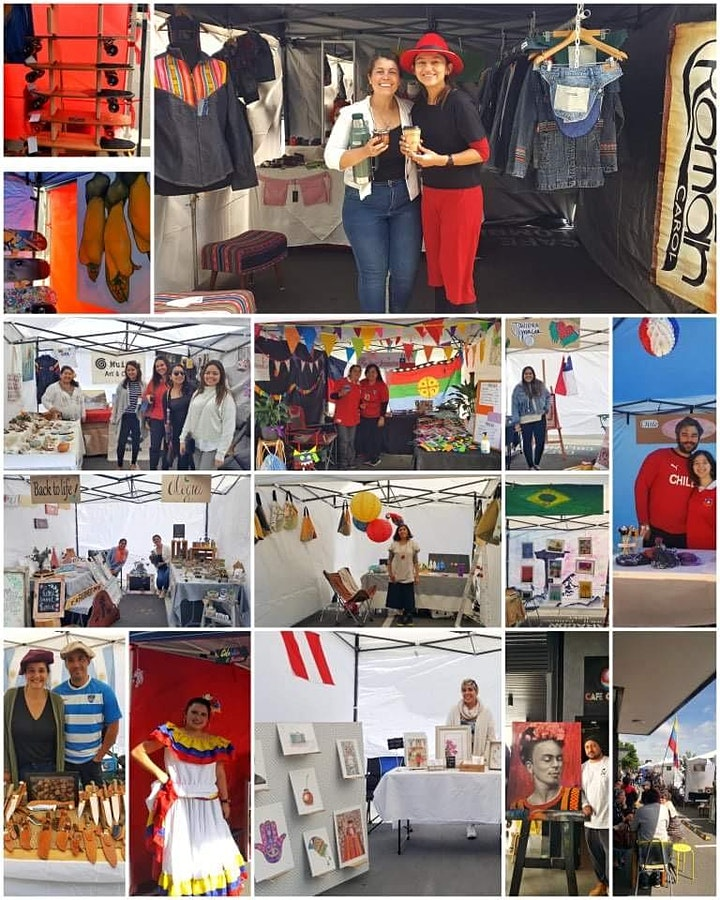 Latin American Art & Craft Market image