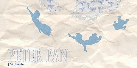 Peter Pan - 26 de Abril entradas