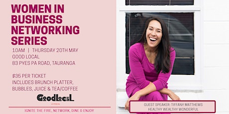 Women in Business Networking Series tickets
