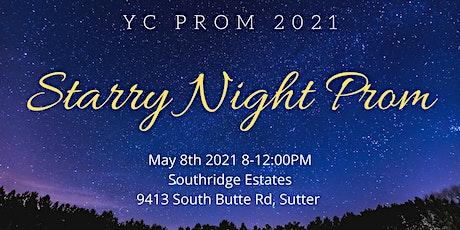 YC Starry Night  Prom 2021 tickets