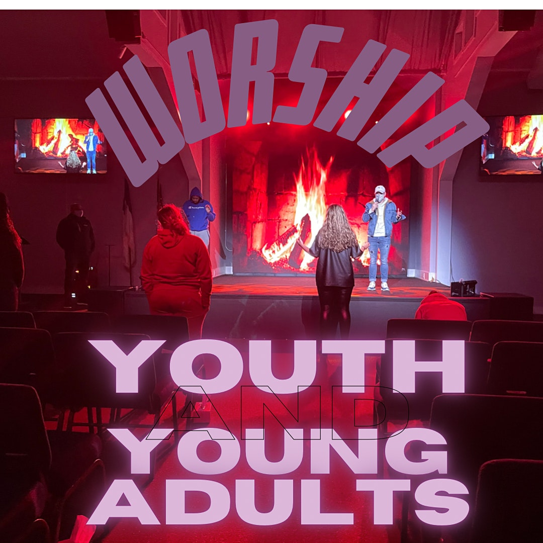 Youth & Young Adult's Worship Night   Event in New London   AllEvents.in