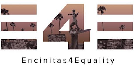 Encinitas4Equality Business Neighbors Mix & Mingle tickets