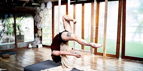 Aerial Yoga: May Flow-ers tickets