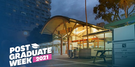 Auckland Law School  Prospective Postgraduate Informational Evening tickets