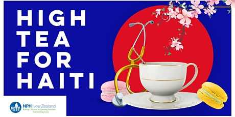 High Tea for Haiti tickets