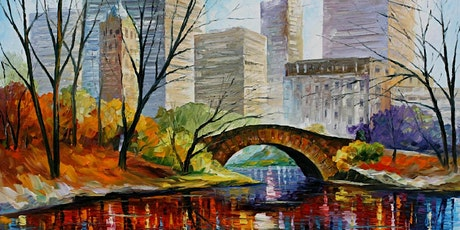 Paint In Central Park tickets