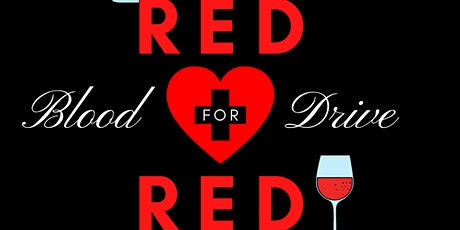 RED for RED -Community Blood Center Blood Drive tickets
