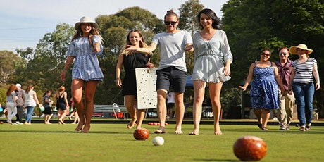 Move and Connect Activity: Barefoot bowls: Ashburton tickets