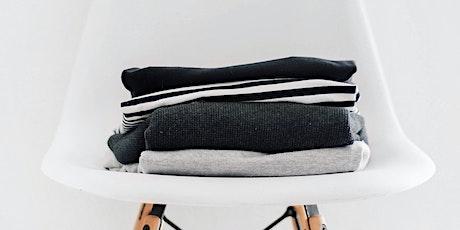 Level Up Your Weekend Wardrobe  Workshop tickets