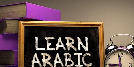 Free Standard Arabic Online Class tickets
