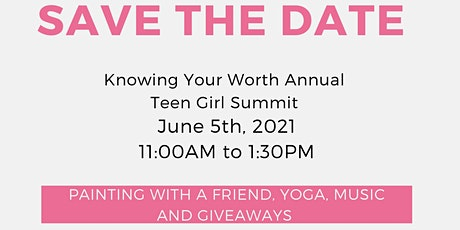 Knowing Worth Annual Teen Girl Summit tickets