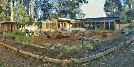 Kinship (Kinglake Earthship) - 3 hour tour  + biotecture overview + Q & A tickets