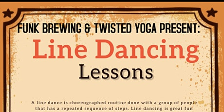 Line Dancing Lessons tickets