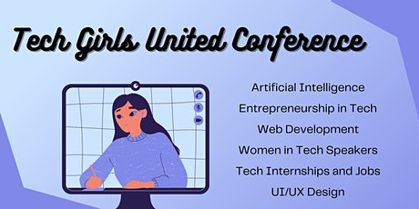 Tech Girls United Conference tickets