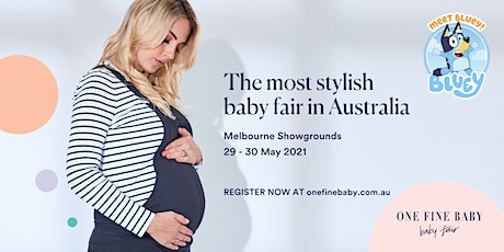 One Fine Baby MELBOURNE - Australia's Most Stylish FREE Baby Fair 2021 tickets