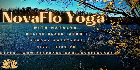 NovaFlo Yoga - Sunday Sweetness tickets