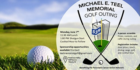 Michael E. Teel Memorial Golf Outing tickets