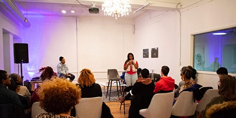 The Art of Poetry: An Open Mic Night Experience tickets