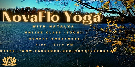 NovaFlo Yoga - Sunday Sweetness tickets