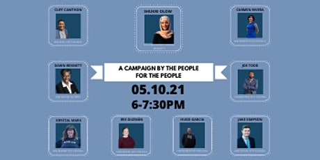 A Campaign By the People For the People tickets