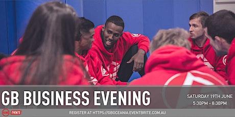 GB Business Evening tickets