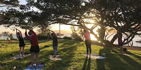 Sunday Sunset Yoga & Meditation - Yoga with Zara tickets
