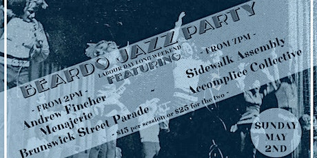 Labour Day Long Weekend Jazz Party! tickets