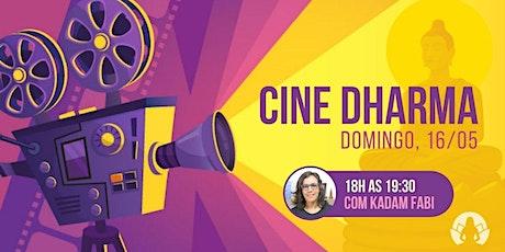 Cine Dharma - A Vida de Buda ingressos