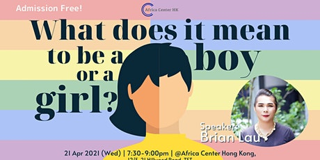 What Does it Mean to be a Boy or a Girl? tickets